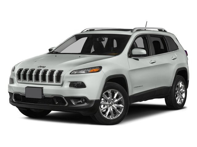 Pre-Owned 2015 Jeep Cherokee Latitude Altitude
