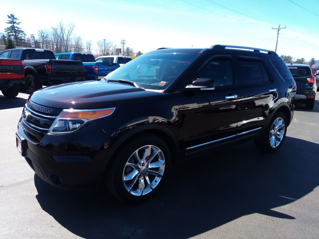 Pre-Owned 2014 Ford Explorer Limited