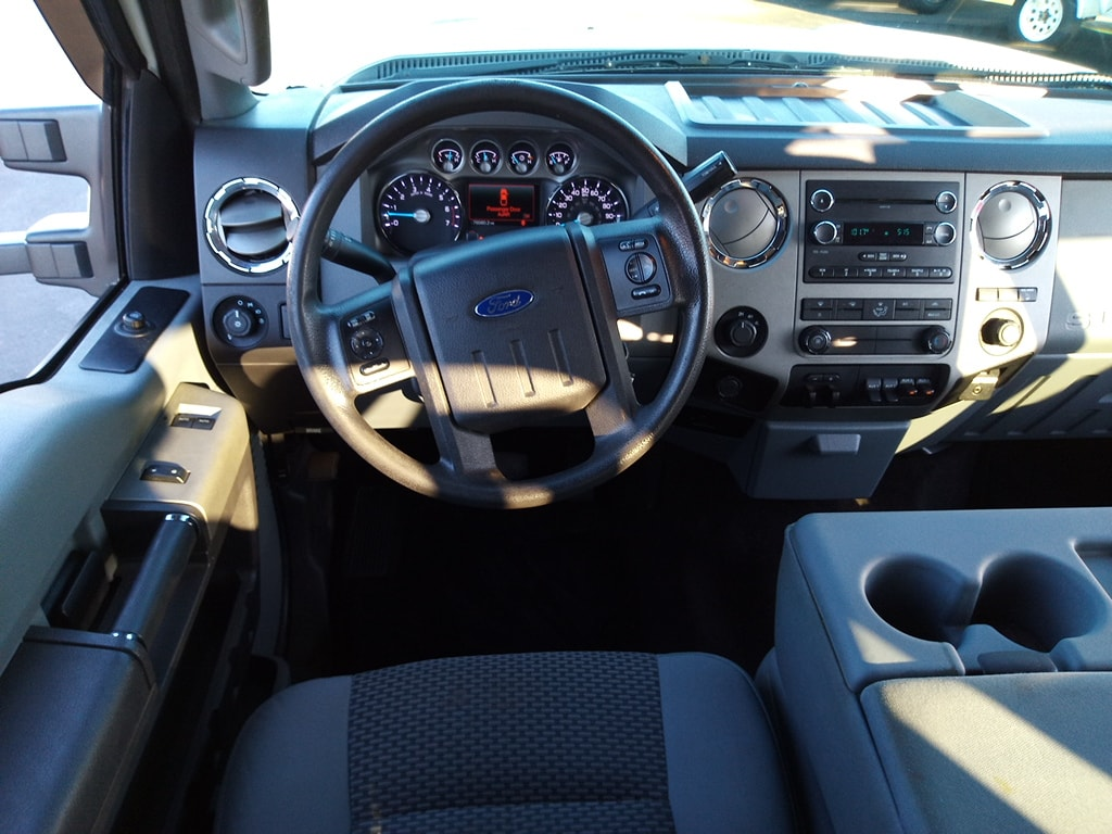 Pre-Owned 2014 Ford Super Duty F-250 SRW