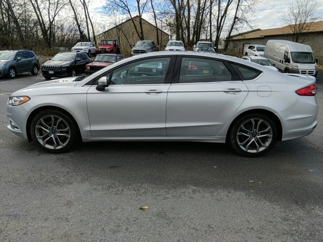 Pre-Owned 2017 Ford Fusion S