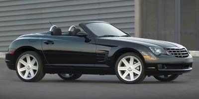 Pre-Owned 2007 Chrysler Crossfire BASE