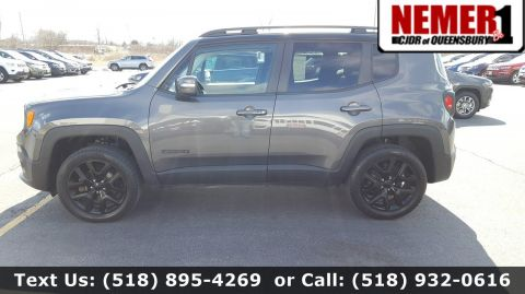 Certified Pre-Owned 2016 Jeep Renegade Justice